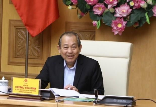 Vietnam prioritises counter-terrorism hinh anh 1