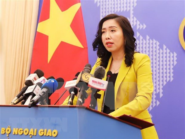 Hydropower projects on Mekong River should not cause negative impacts: spokeswoman hinh anh 1