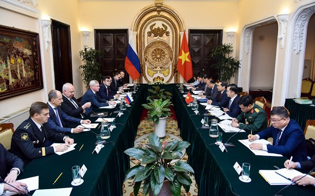 Vietnam, Russia seek ways to enhance bilateral ties hinh anh 1
