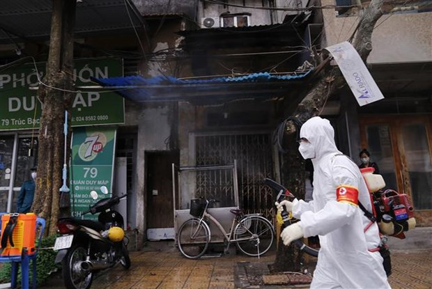 Vietnam confirms 18th COVID-19 infection case hinh anh 1