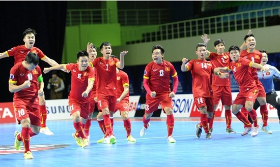 Vietnam to compete in AFC Futsal Club Championship in August hinh anh 1