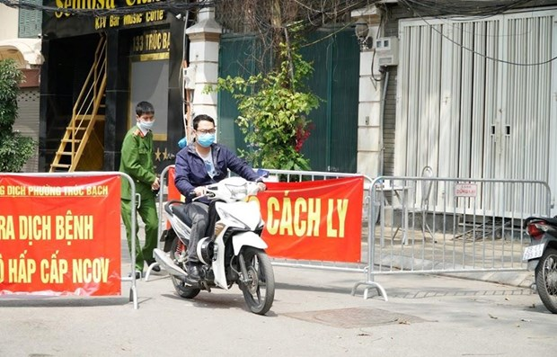 30th COVID-19 case reported in Vietnam hinh anh 1