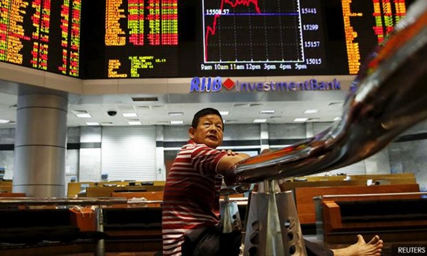 Malaysia: Foreign investors sold off 283 million USD worth of stocks hinh anh 1