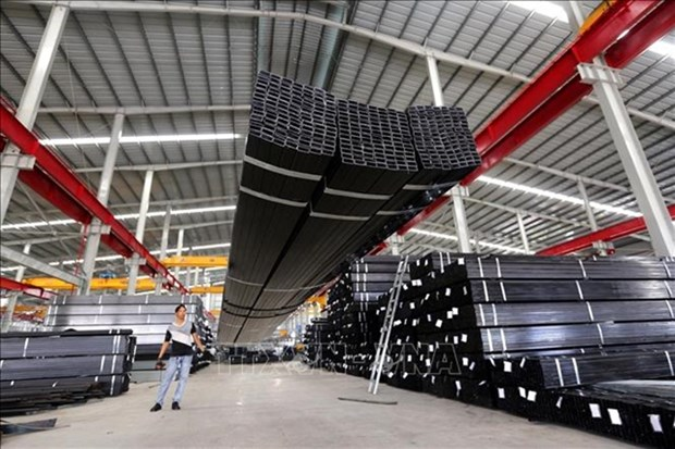 Aluminium, steel exporters urged to consider requesting tax exemption hinh anh 1