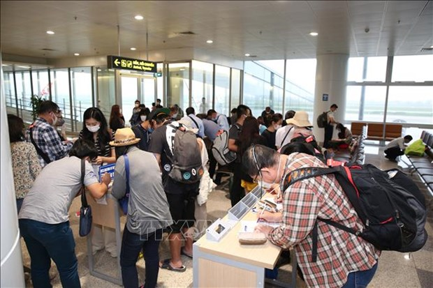 Ministry orders tighter control of entry via border gates hinh anh 1