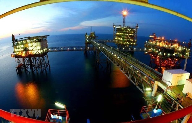 PetroVietnam exceeds two-month exploitation target hinh anh 1