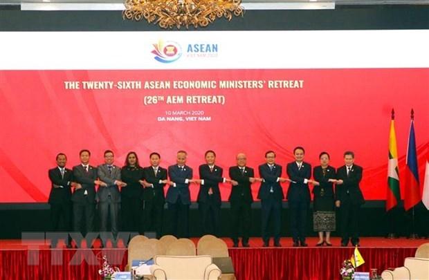 ASEAN officials praise Vietnam's preparations for AEM Retreat hinh anh 1