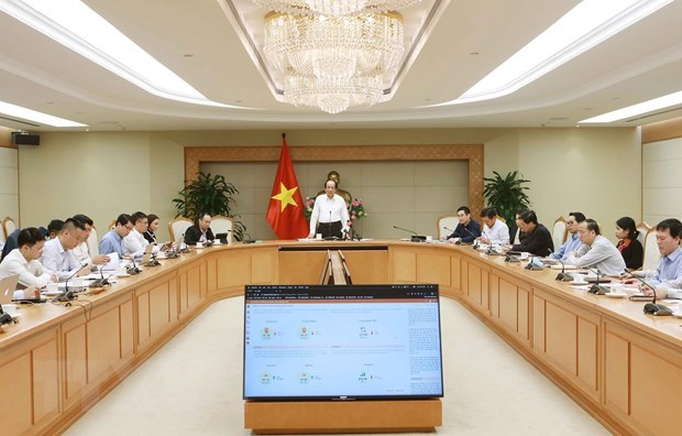 Government Report Platform to be launched on March 13 hinh anh 1