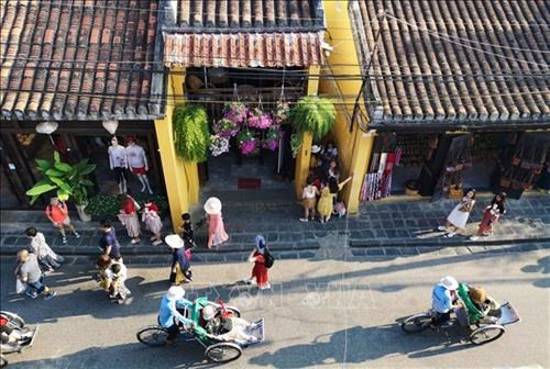 Measures launched to conserve values of Hoi An world heritage hinh anh 1