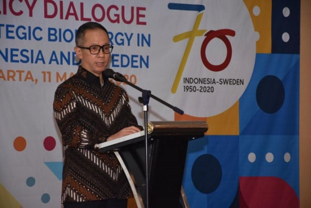 Indonesia opposes EU's energy policy hinh anh 1