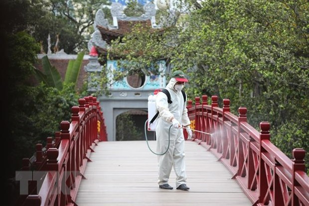 Hanoi suspends events amid growing coronavirus fears hinh anh 1