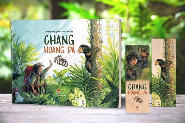 Art book raises awareness of wildlife hinh anh 1