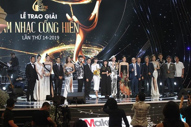 COVID-19 forces cancellation of 2020 musical award ceremony hinh anh 1