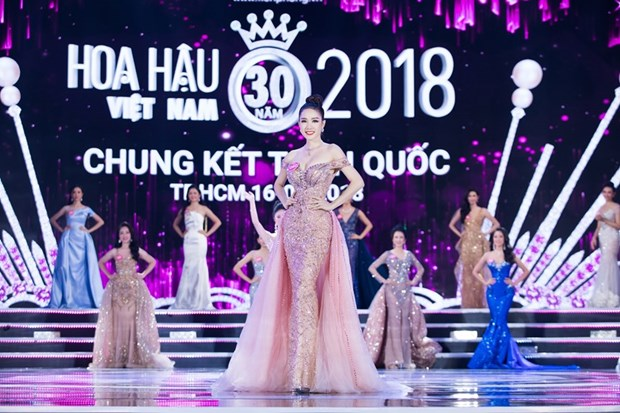 COVID-19 outbreak prompts suspension of beauty contest, flower festival hinh anh 1