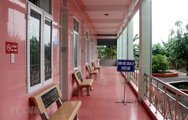 Vietnam confirms 39th COVID-19 infection case hinh anh 1