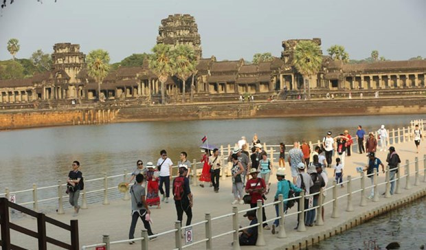 Cambodia named world's best destination for tourists by PATWA hinh anh 1