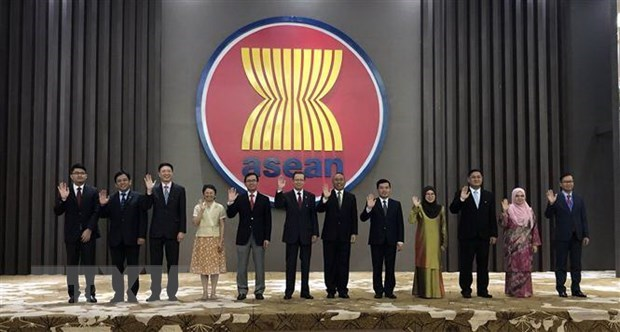ASEAN, Russia vow to deepen strategic partnership hinh anh 1