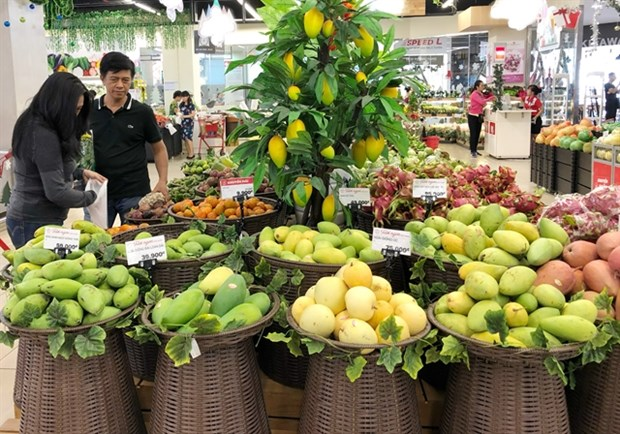Fruit, vegetable export targets unlikely to be achieved in 2020 hinh anh 1