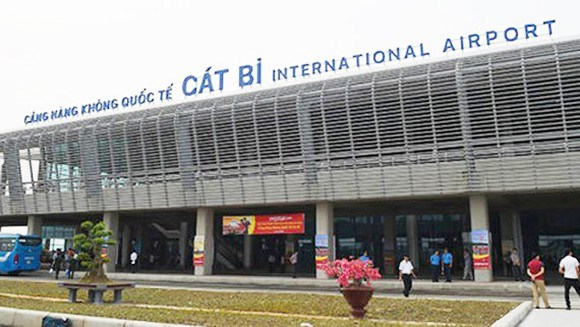 Hai Phong proposes suspension of flights from Thailand to Cat Bi airport​ hinh anh 1