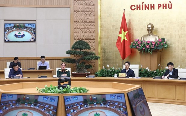 Strong measures must be maintained to contain COVID-19 spread: Deputy PM hinh anh 1