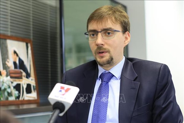 Russian expert highlights effective cooperation with Vietnam at UN hinh anh 1