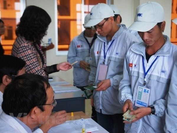 Korean language test for Vietnamese guest workers to be launched online hinh anh 1