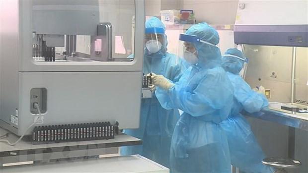 Phu Tho's hospital authorised to perform SARS-CoV-2 test hinh anh 1