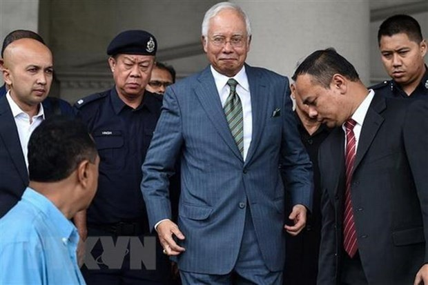 Malaysia recovers 323 million USD stolen from 1MDB hinh anh 1