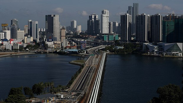 COVID-19 makes Singapore face first recession in nearly two decades hinh anh 1