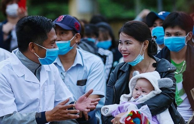 International media hail Vietnam's response to COVID-19 hinh anh 1