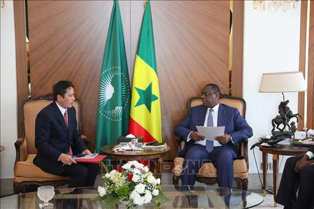 Vietnam, Senegal look to sign extra deals to boost trade, investment hinh anh 1