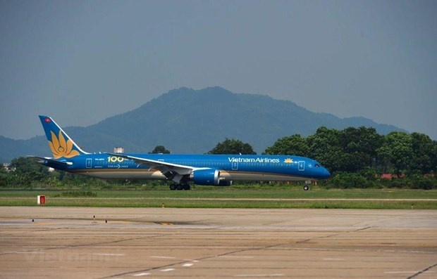 Vietnam Airlines reports flight incident hinh anh 1