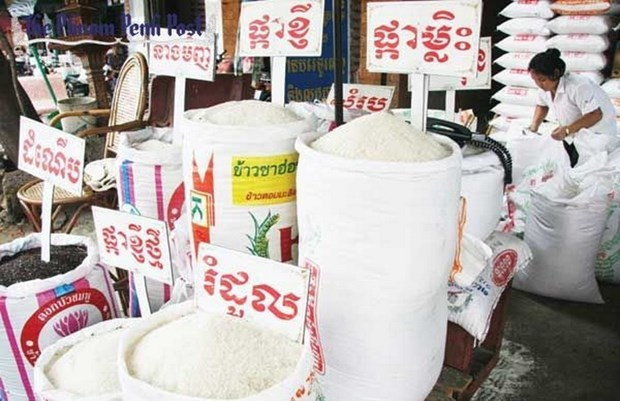 Cambodia: rice supply, prices remain stable despite COVID-19 outbreak hinh anh 1