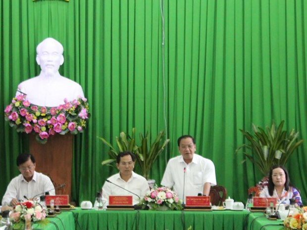 Can Tho looks to accelerate public investment disbursement hinh anh 1