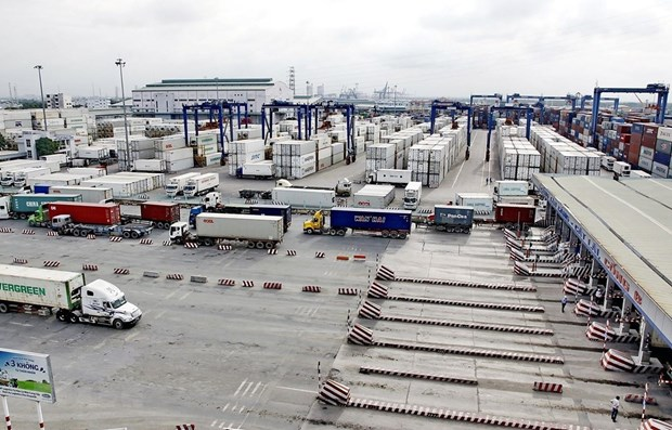 EVFTA expected to create great pressure on domestic logistics firms hinh anh 1