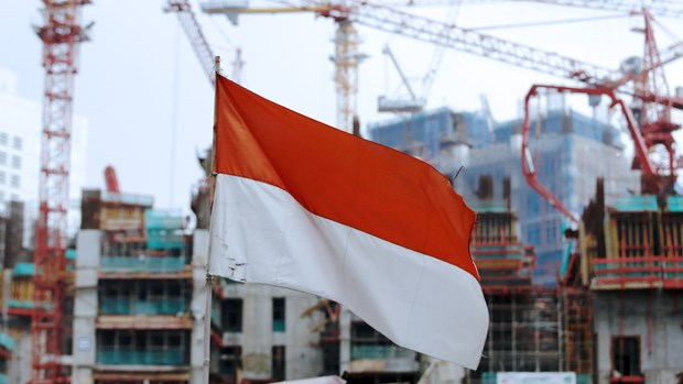 Fitch Solutions revises down Indonesia's economic growth forecast hinh anh 1