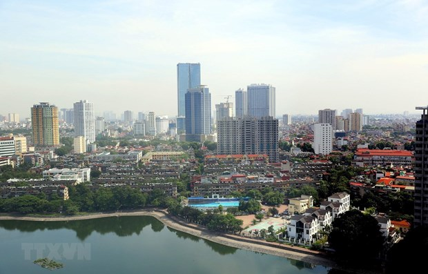 Hanoi keeps growth target for 2020 unchanged hinh anh 1