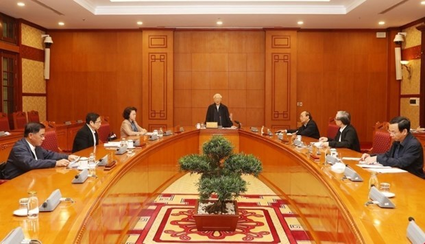 Personnel work must be well prepared from all-level Party congresses: top leader hinh anh 1