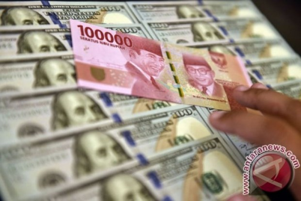 Indonesia's rupiah touches lowest level since 1998 crisis hinh anh 1