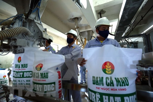 Major fertiliser producer's two-month profit fulfills 69 percent of yearly plan hinh anh 1
