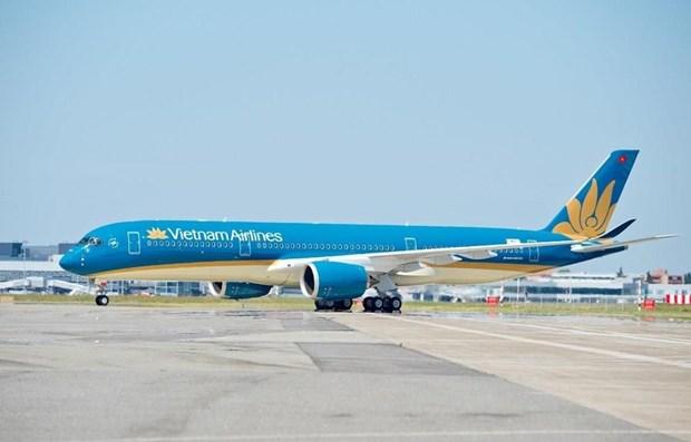 Vietnam Airlines halts all int'l flights amid COVID-19 hinh anh 1