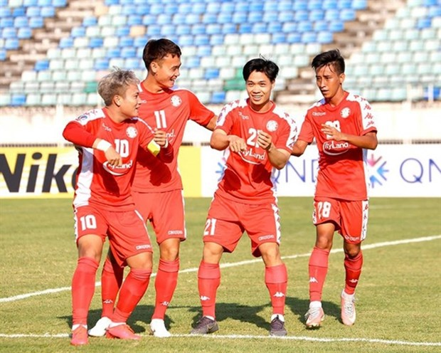 HCM City FC ranked in Asia's top 100 teams hinh anh 1