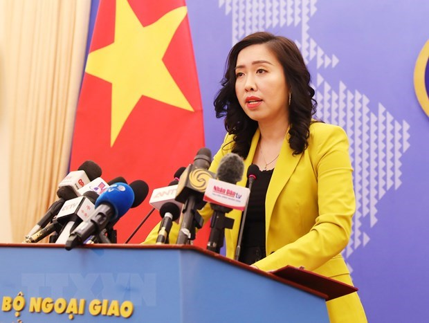 """Vietnam rejects China's so-called """"nine-dash line"""" in East Sea hinh anh 1"""