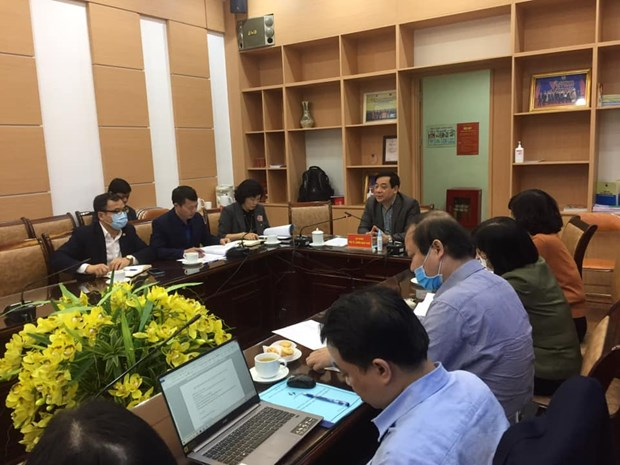 Medical consultation group set up for severe COVID-19 cases hinh anh 1