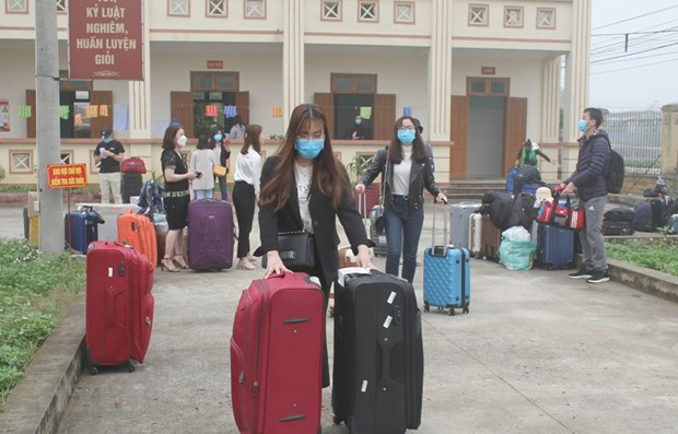 COVID-19: More places required to accommodate quarantined people hinh anh 1
