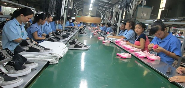 Textile and footwear firms go local to survive pandemic hinh anh 1