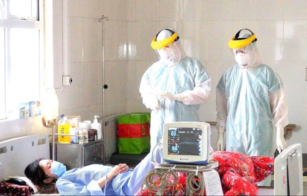 Vietnam records four more SARS-CoV-2 positive cases hinh anh 1