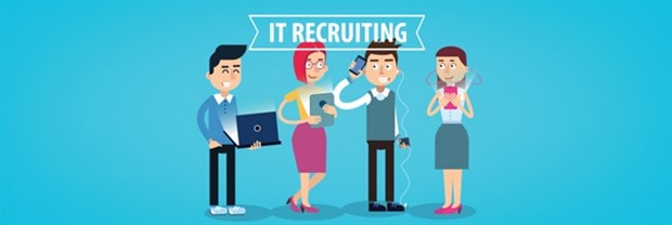 Recruitment in tech sector grows with digital transformation hinh anh 1