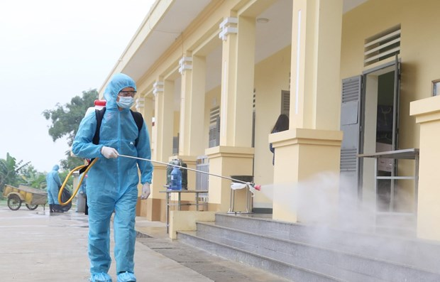 Vietnam reports seven more COVID-19 infection cases hinh anh 1