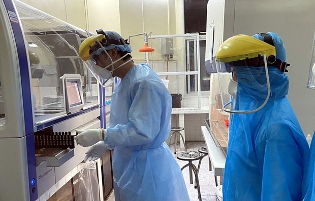 COVID-19 cases in Vietnam amounts to 99 hinh anh 1
